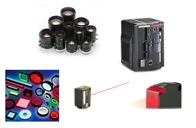 光学系機器・画像処理機器・制御機器販売事業